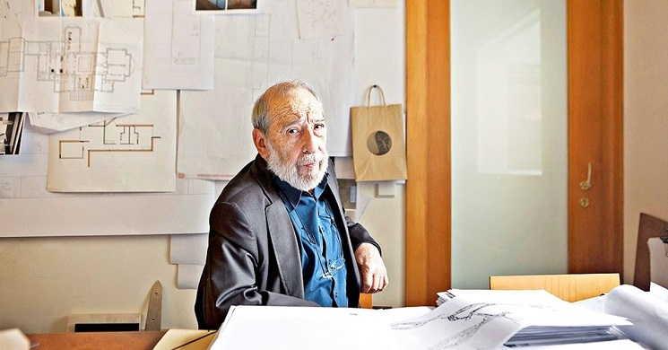 Álvaro Siza Vieira teve carta branca para programar o ciclo de cinema de Serralves