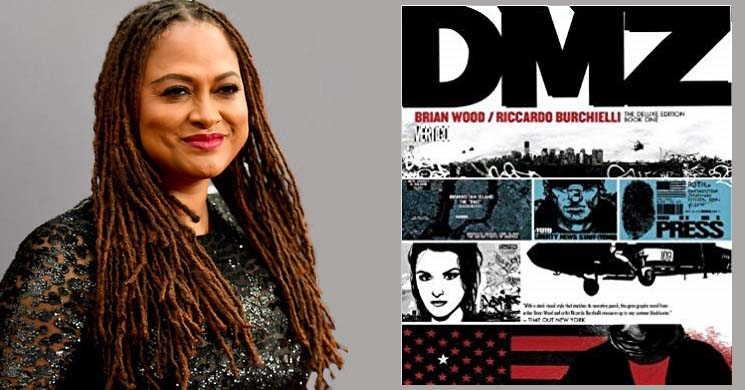 Ava DuVernay vai dirigir o piloto da série DMZ