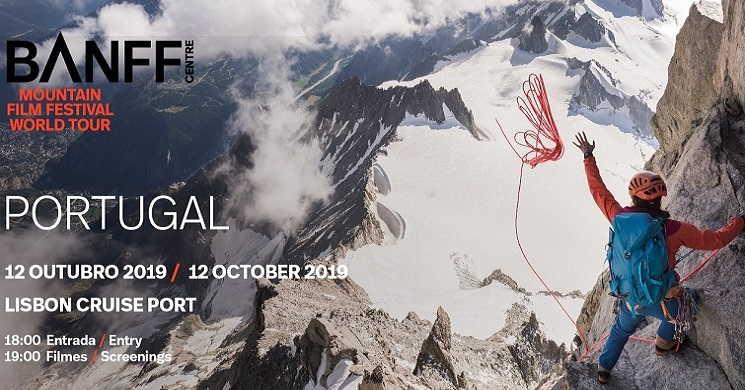 Chega pela primeira vez a Lisboa o Banff Centre Mountain Film Festival