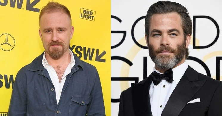 Ben Foster juntou-se a Chris Pine no elenco do thriller de ação
