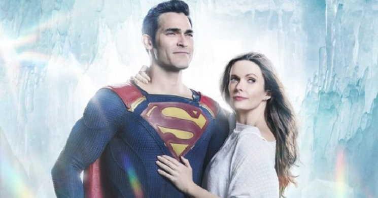CW está a desenvolver a série TV Superman e Lois