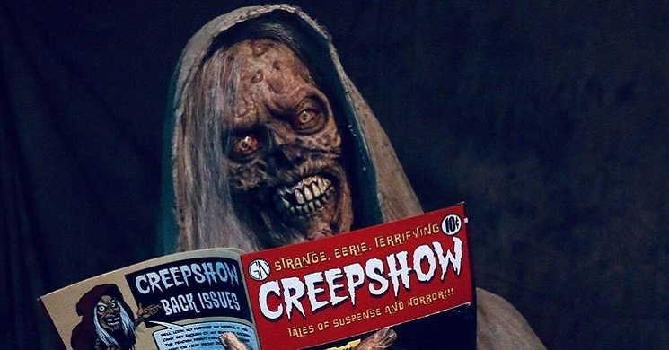 Creepshow serie foi renovada para uma segunda temporada
