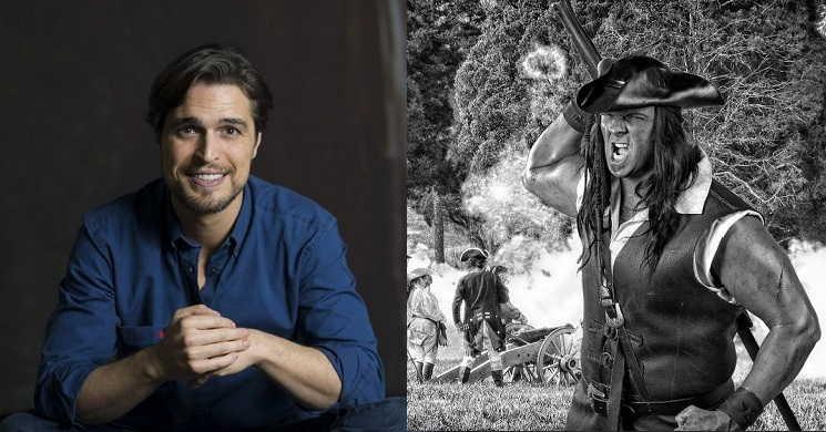 Diogo Morgado vai dirigir filme Luso sobre herói português
