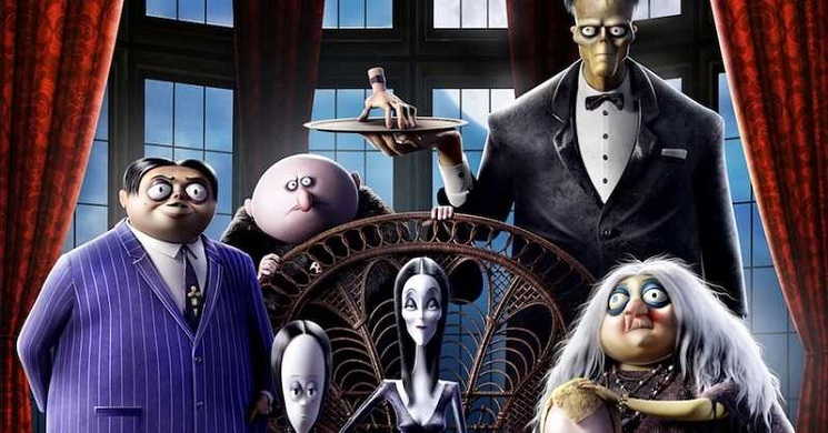 Em desenvolvimento uma sequela do filme A Família Addams