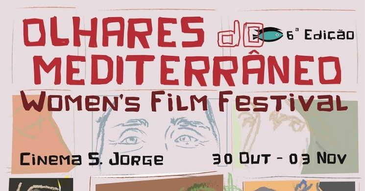 6.ª edição do Festival Olhares do Mediterrâneo está de regresso ao cinema São Jorge