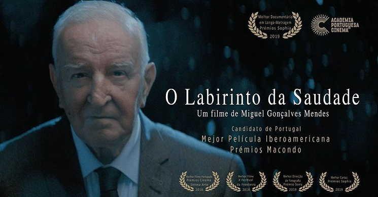 Filme O Labirinto da Saudade nomeado para Melhor Filme Ibero-americano