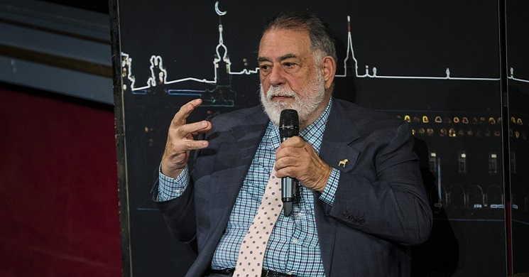 Francis Ford Coppola quer filmar Megalopolis