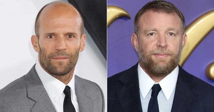 Thriller de ação volta a juntar o ator Jason Statham com o realizador Guy Ritchie