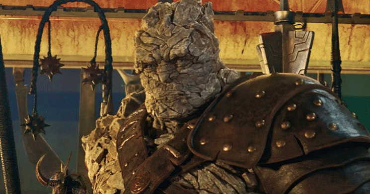 Korg regressa para Thor Korg Love And Thunder