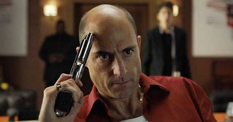 Mark Strong pode juntar-se a Shailene Woodley no elenco do thriller