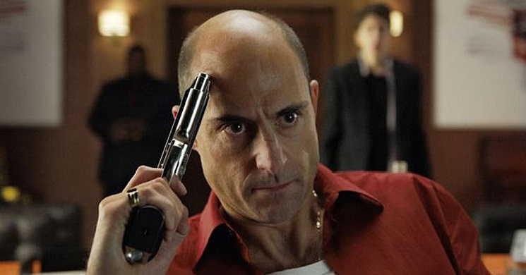 Mark Strong pode juntar-se ao elenco do thriller Misanthrope