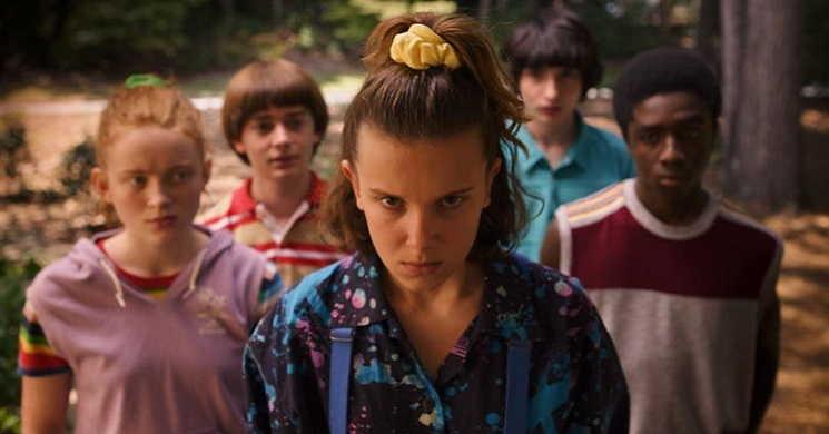 Netflix divulgou teaser a anunciar a quarta temporada da série