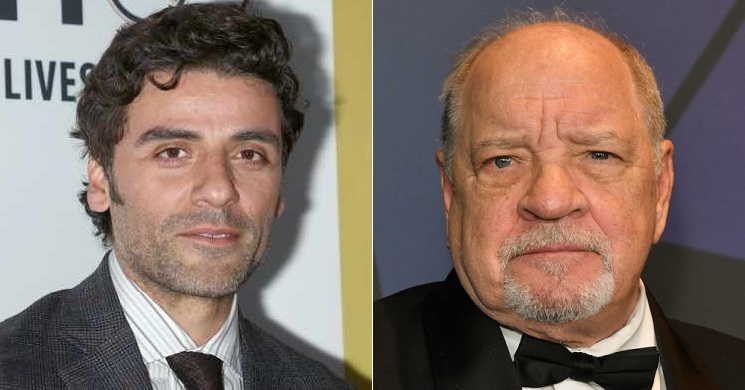 Oscar Isaac e Paul Schrader no thriller The Card Counter