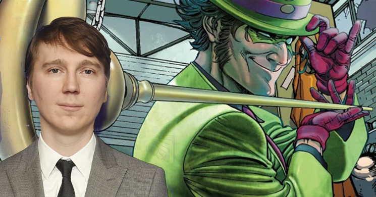 Paul Dano vai interpretar Enigma no filme The Batman