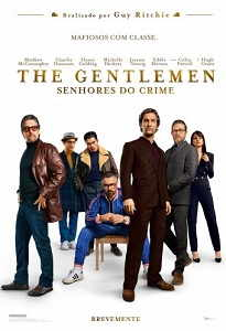 Poster do Filme The Gentlemen Senhores do Crime