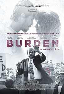 Poster do filme Burden: A Redenção