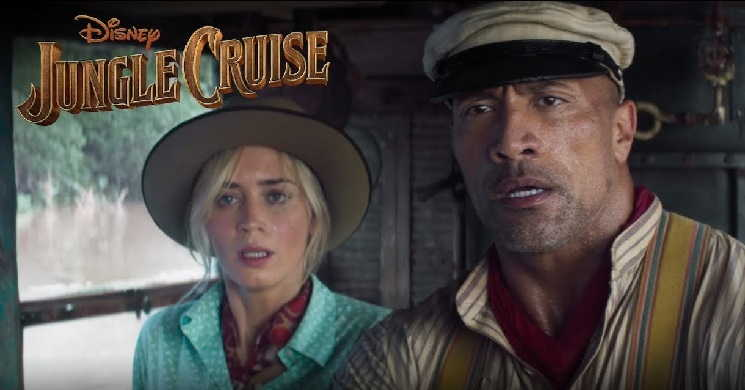 Primeiro trailer português do filme Jungle Cruise