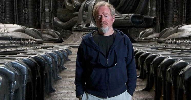 Raised by Wolves nova serie sci-fi de Ridley Scott