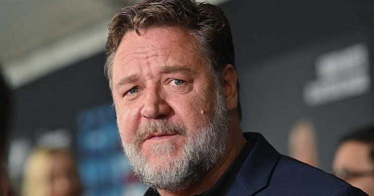 Russell Crowe vai liderar o elenco de um novo thriller sobrenatural