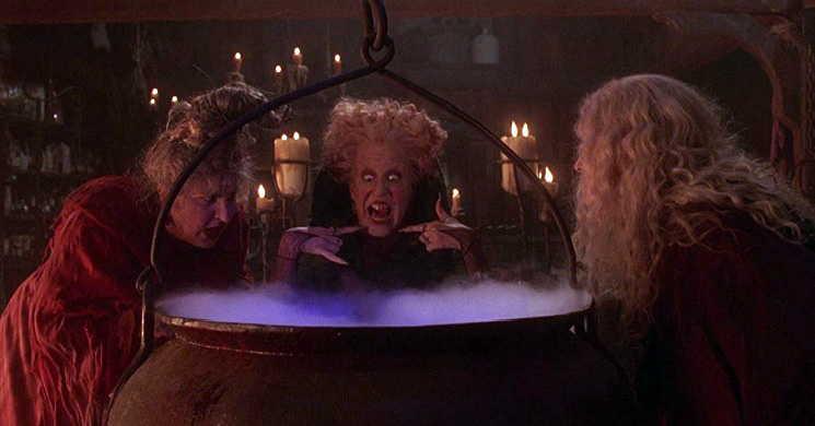 Disney está a preparar uma sequela da comédia de fantasia e terror