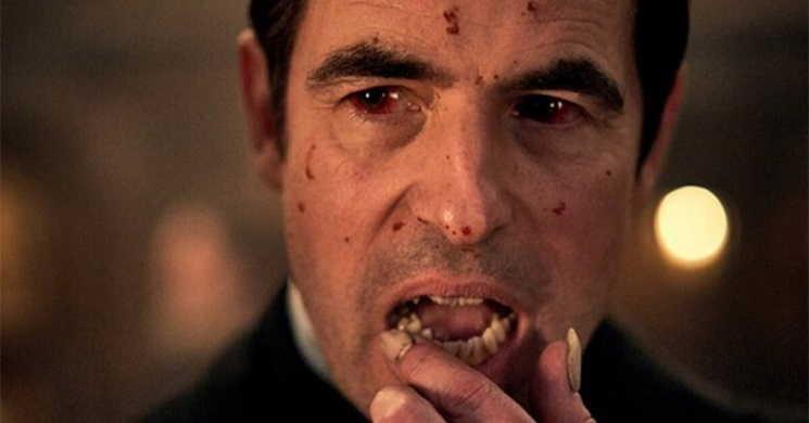 Teaser trailer da minissérie Drácula