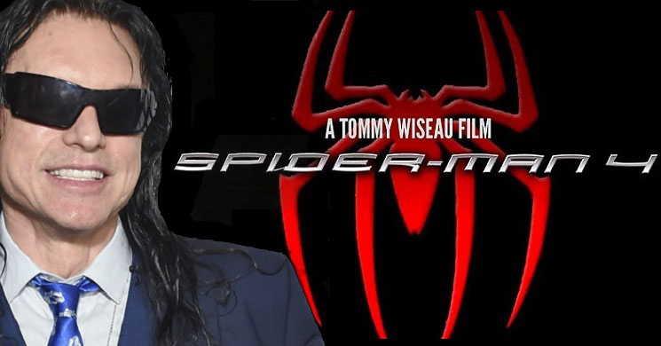Tommy Wiseau revelou que quer dirigir um filme de Homem-Aranha