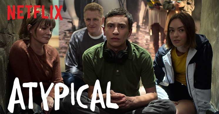 ATYPICAL - Trailer português da T3 da série da Netflix