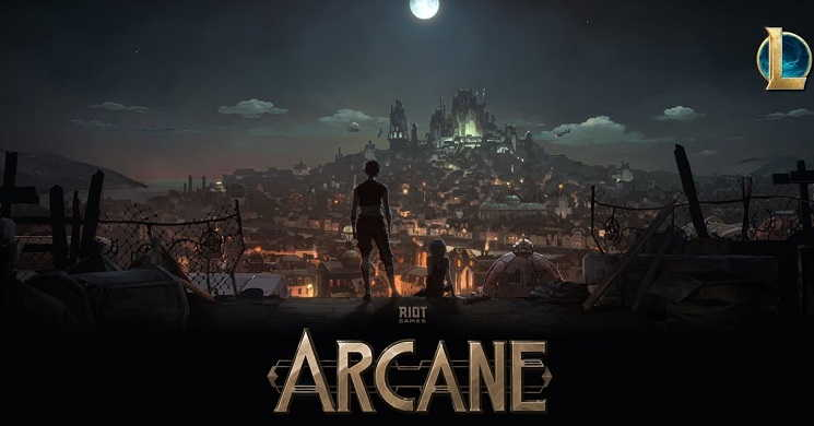 Trailer de Arcade ambientado no universo de League of Legends
