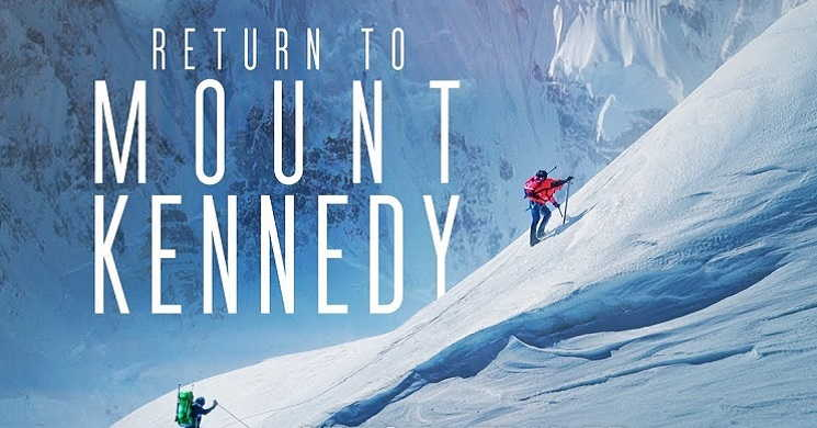 RETURN TO MOUNT KENNEDY (2019) - Trailer oficial
