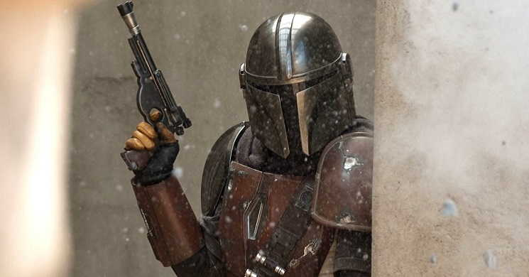 Trailer final da série The Mandalorian