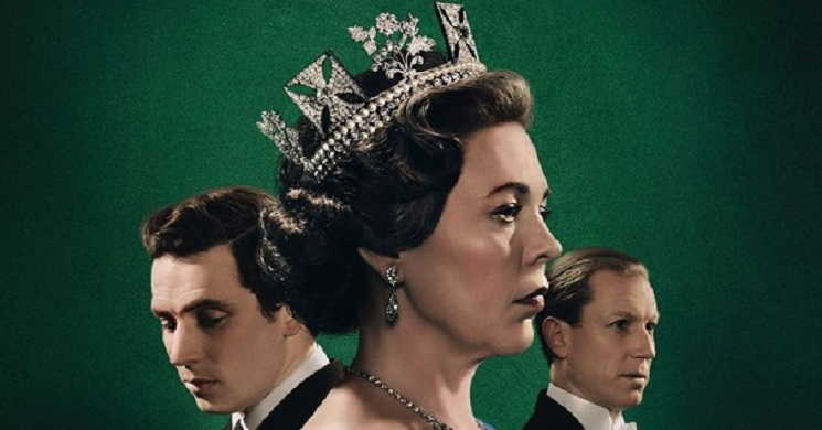 Trailer português da terceira temporada da série The Crown