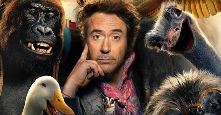 Trailer português do filme As Aventuras do Dr. Dolittle