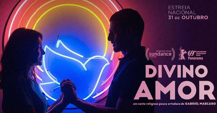 Trailer português do filme Divino Amor