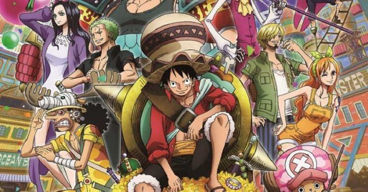 Trailer português do filme One Piece: Stampede - O Filme