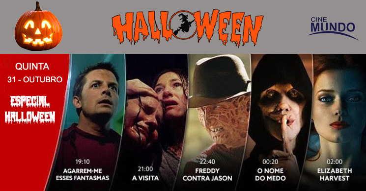 Especial Halloween: Cinco filmes de cortar a respiração para ver no Canal Cinemundo
