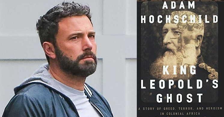Ben Affleck vai dirigir King Leopold´s Ghost