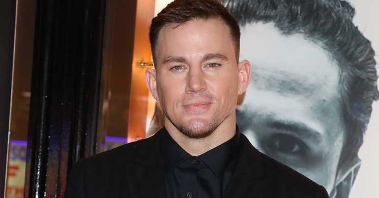 Channing Tatum vai produzir e protagonizar o filme