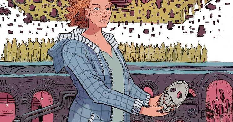 David F. Sandberg vai dirigir a adaptação do romance gráfico