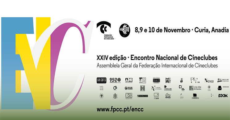 Curia acolhe a partir de hoje a 24ª edição do Encontro Nacional de Cineclubes