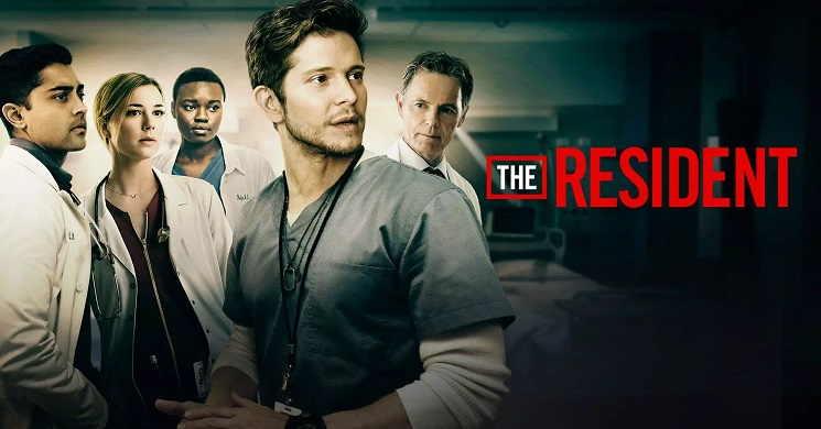 Estreia da terceira temporada da série The Resident