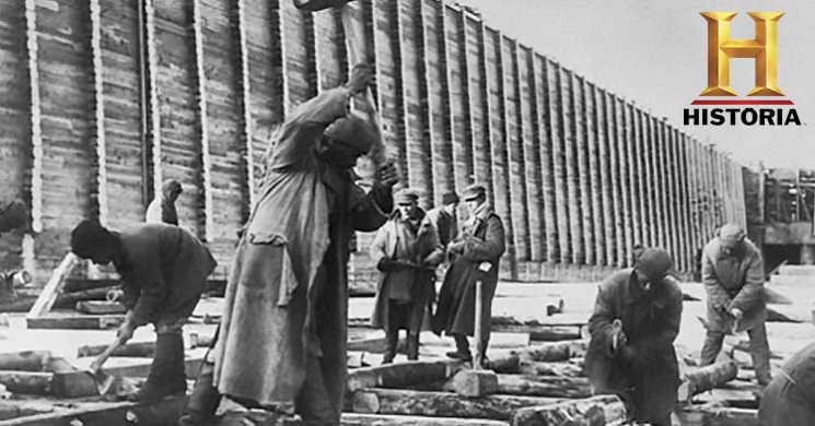 Gulag estreia no Canal Historia