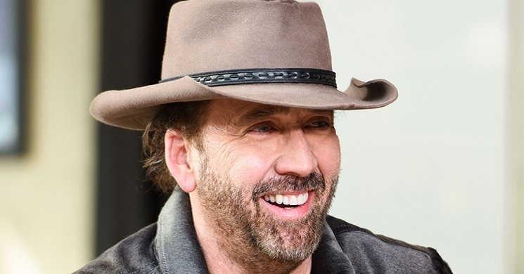 Nicolas Cage será Nicolas Cage num novo filme sobre a vida de Nicolas Cage
