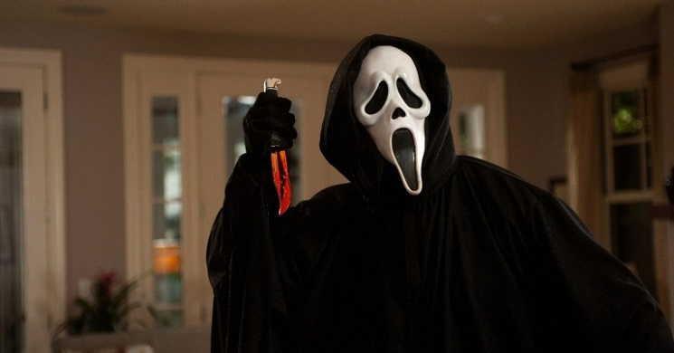 Novo filme da franquia de terror Scream