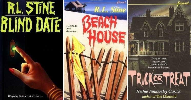 Point Horror de R.L. Stine vai ser adaptado para a HBO Max
