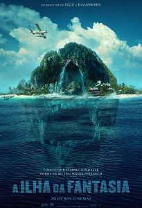 Poster do Filme A Ilha da Fantasia