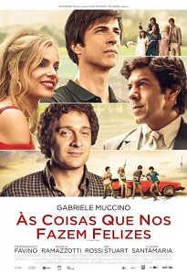 Poster do filme Às Coisas que nos Fazem Felizes