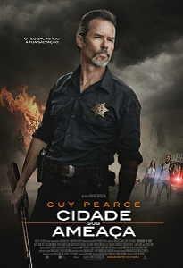 Poster do filme Cidade sob Ameaça