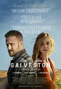 Poster do filme Galveston: Vingança e Redenção