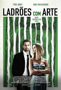 Poster do filme Ladrões com Arte