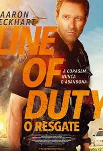 Poster do filme Line of Duty: O Resgate